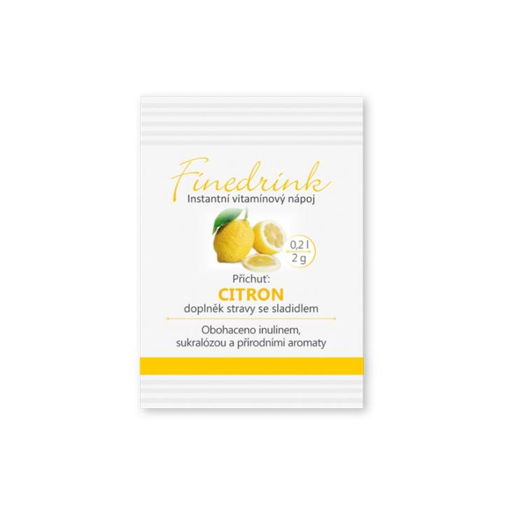 Finedrink - Citron 0,2 l NEW