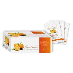 Finedrink - Pomeranč 0,2 l NEW
