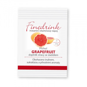 Finedrink - Grapefruit 2 l