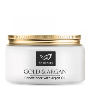 Kondicionér s arganovým olejem a zlatem
