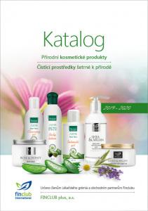 Katalog kosmetiky a čisticích prostředků 2019/2020