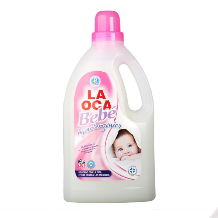 Prací gel na jemné a dětské prádlo