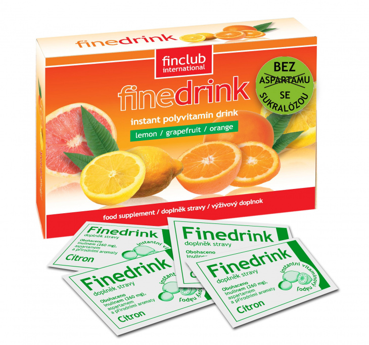 Finedrink - Citron 0,2 l
