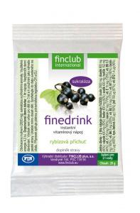 Finedrink - Černý rybíz 2 l