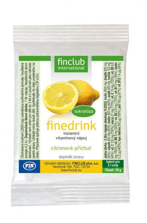 Finedrink - Citron 2 l