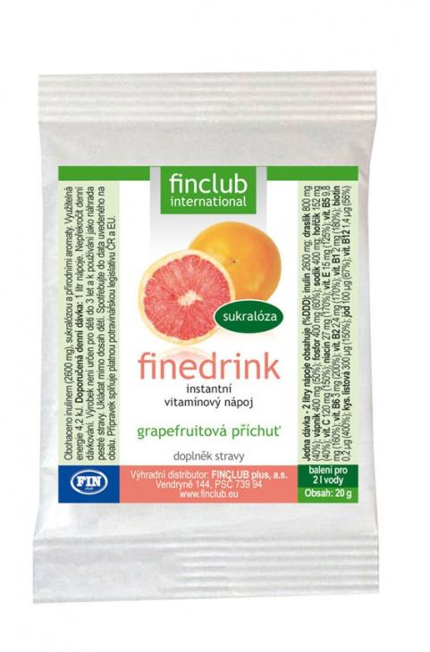 Finedrink - Grapefruit 2 l