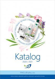 Katalog kosmetiky a čističů 2020/2021