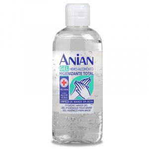 Čisticí gel na ruce s AV 150 ml