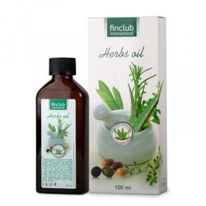 Aloe Vera Herbs oil