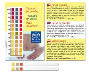 pH - proužky