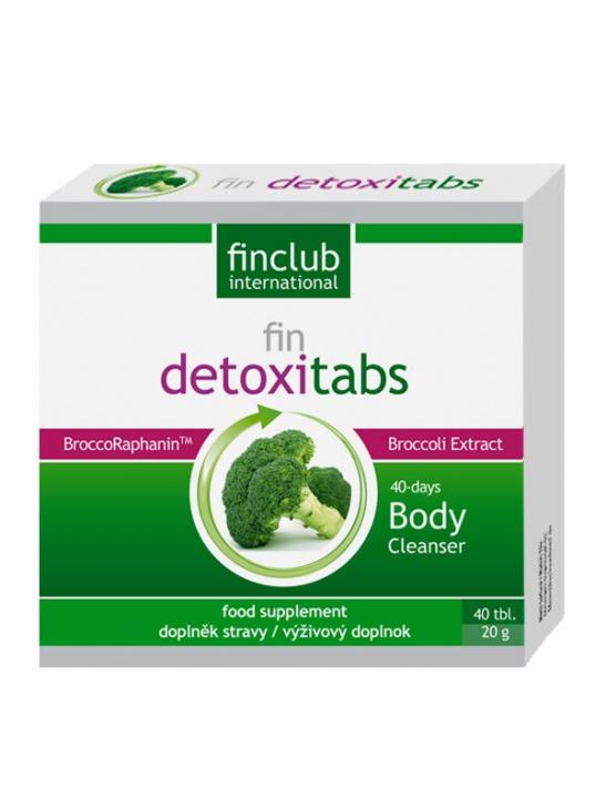 fin Detoxitabs
