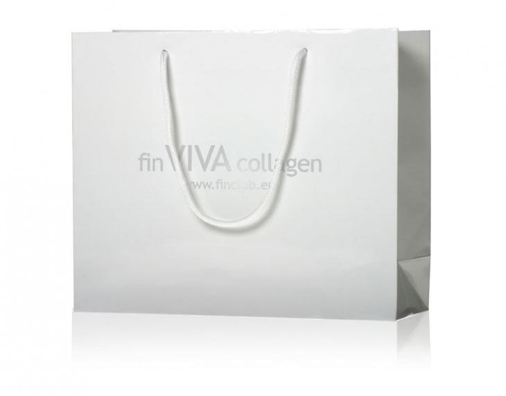 Dárková taška fin Vi-va<sup>HA</sup> collagen