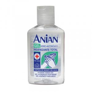 Čisticí gel na ruce s Aloe Vera