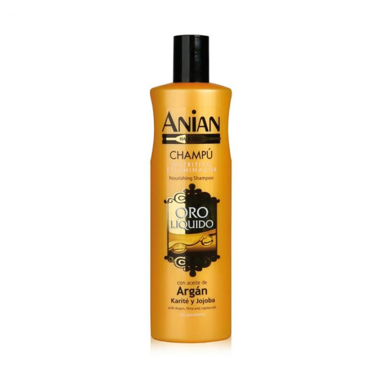 Šampon s arganovým olejem