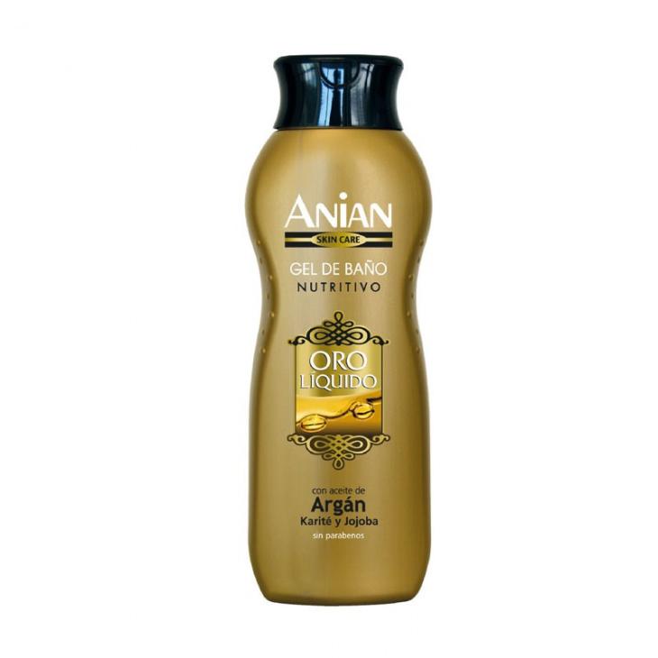 Sprchový gel s arganovým olejem