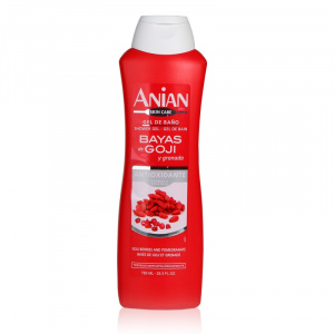 Sprchový gel s Goji