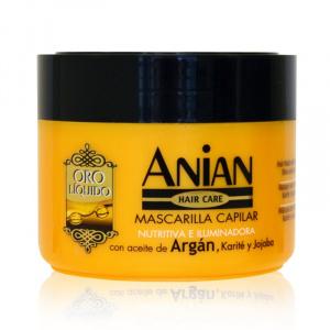 Vlasová maska s arganovým olejem