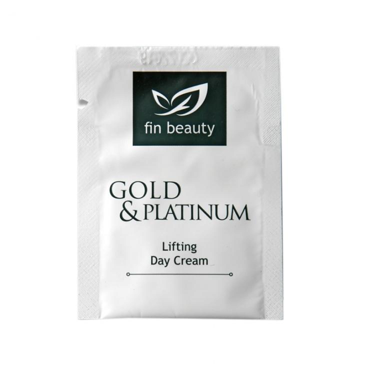 Liftingový denní krém se zlatem a platinou GOLD & PLATINUM - VZOREK