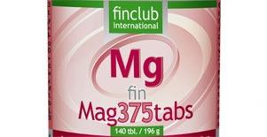 fin Mag375tabs - Nově VÍCE hořčíku
